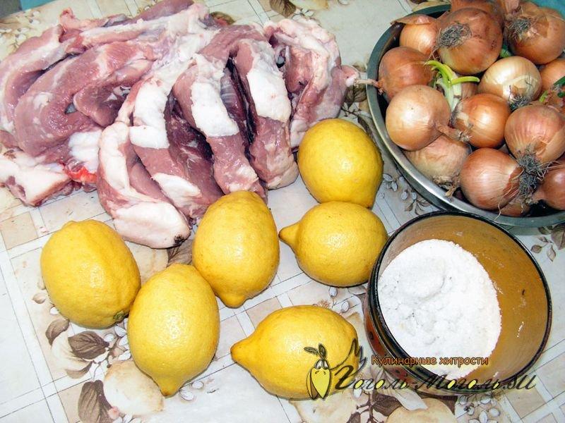 Рецепты для микроволновки шашлык из свинины