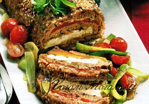 рецепты из говядины для атаки по дюкану #14