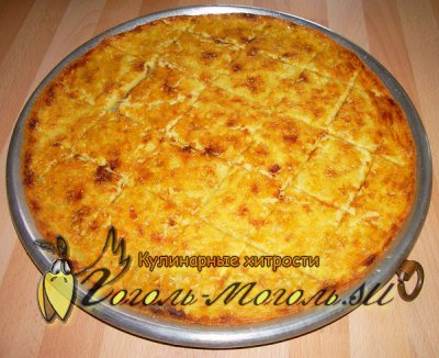 "Прованский суп ""Писту"" – кулинарный рецепт"