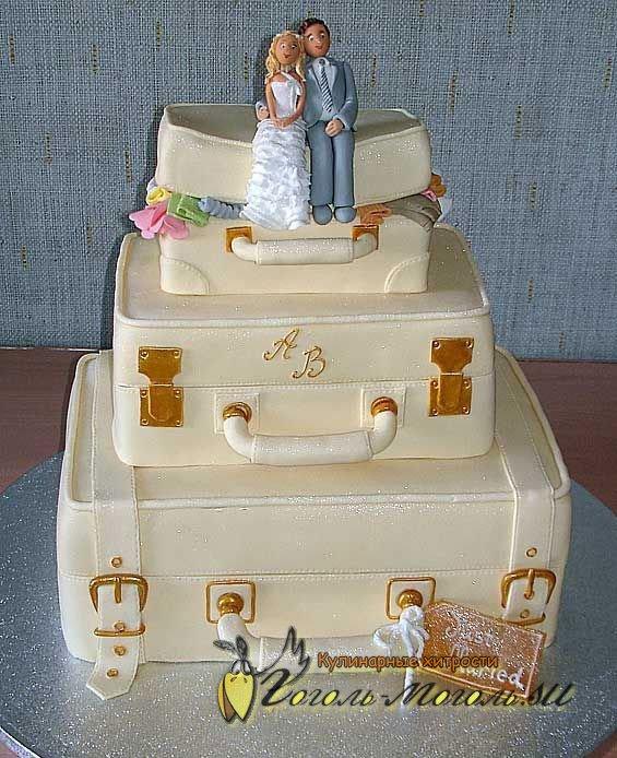 Торты свадебные прикольные торты
