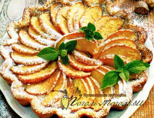 английский яблочный пирог рецепт с фото