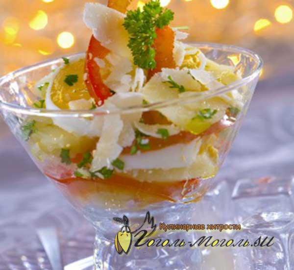 Простые салаты рецепты с фото салаты
