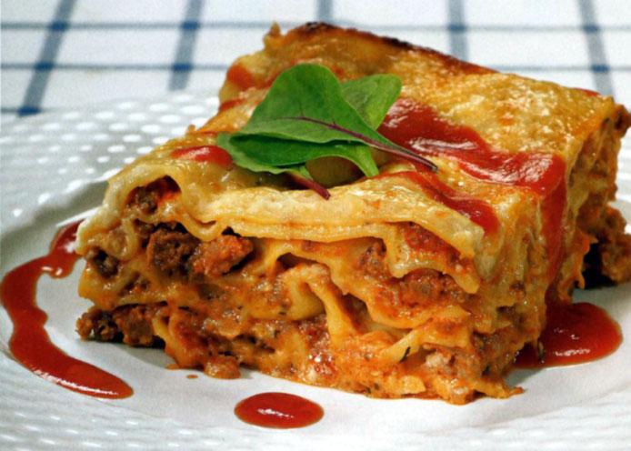 Лазанья по итальянски рецепт с фото пошаговый