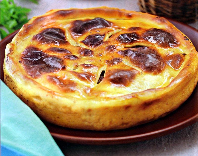 осетинские сладкие пироги рецепты фото