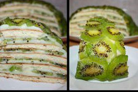 торт с фото рецепт изумрудная черепаха
