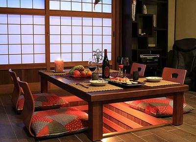 правила за столом японской кухни интернет-магазине