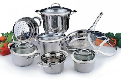 Кухонная посуда в подарок