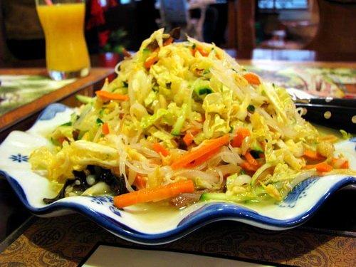 пекинский салат оригинальный рецепт
