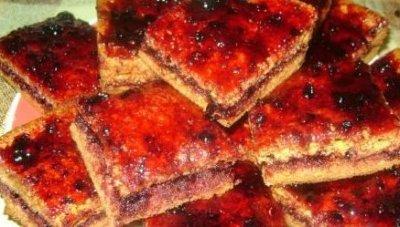 Пышный пирог с вареньем пошаговый рецепт