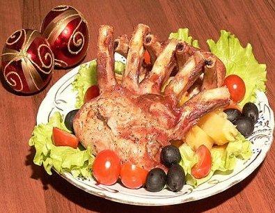 Горячее второе блюдо рецепт с фото #2