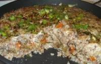 Макаронная запеканка с курочкой – кулинарный рецепт