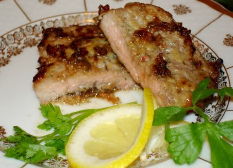 Мясо по милански рецепт с фото
