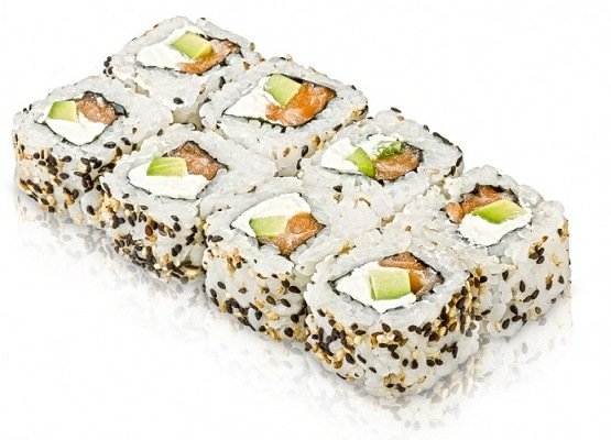 Заказать суши в Томске с доставкой от кафе Baikal