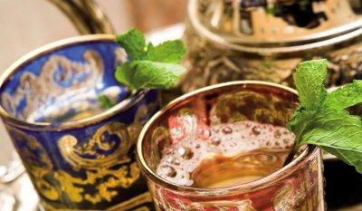 Гранатовый чай – кулинарный рецепт